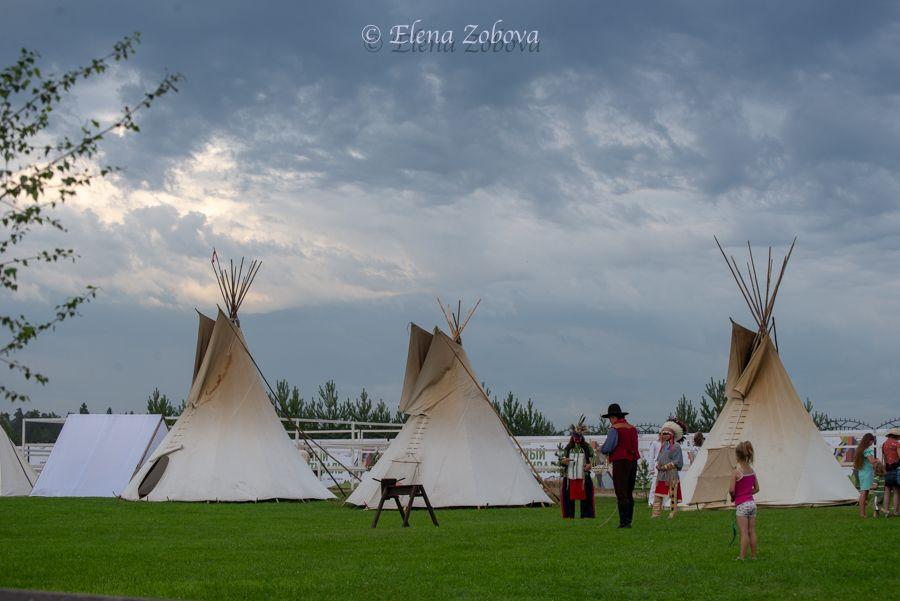 Первый международный фестиваль Иваново поле