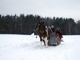 Праздник Широкой масленицы 2012